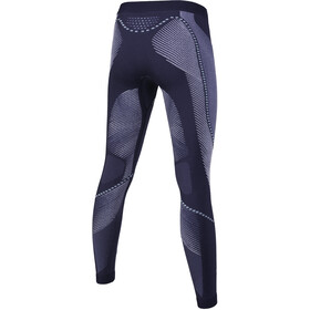 UYN Ambityon UW Lange Broek Dames, deep blue/white/light blue